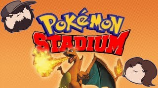 getlinkyoutube.com-Pokemon Stadium - Game Grumps VS
