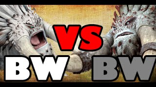 getlinkyoutube.com-White Bewilderbeast vs Dark Bewilderbeast