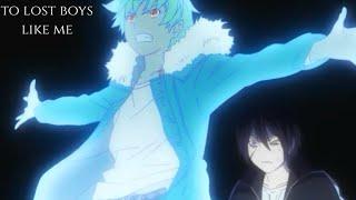 getlinkyoutube.com-Yukine || Lost Boy || Noragami amv