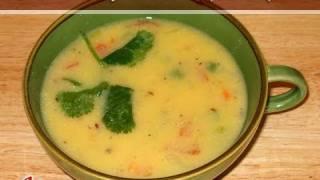 Corn Veggie Soup..
