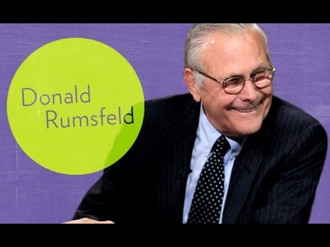 Donald Rumsfeld Interview | Larry King Now | Ora TV