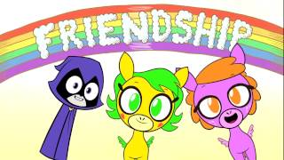 getlinkyoutube.com-Teen Titans Go! friendship