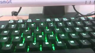 getlinkyoutube.com-Review KeyBoard Razer Blackwidow ultimate .تجربة كيبورد ريزر