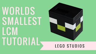 getlinkyoutube.com-Worlds Smallest Lego Candy Machine Tutorial