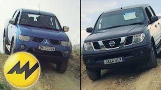 getlinkyoutube.com-Vergleich Mitsubishi L200 vs. Nissan Navara: Das Pickup-Duell