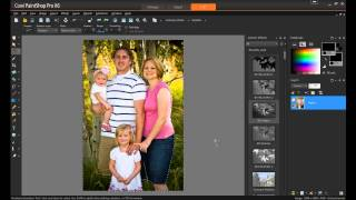 getlinkyoutube.com-Background Removal with Fine Detail in PaintShop Pro X6