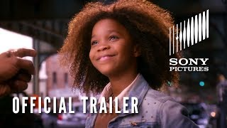 WATCH: The first trailer for 'Annie' featuring Quvenzhané Wallis and J