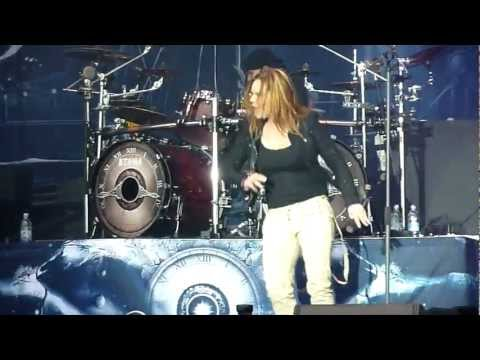 Nightwish - Intro &amp; Storytime (Live - Download Festival, Donington, UK, June 2012)