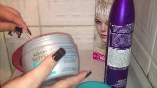 getlinkyoutube.com-Como matizar o cabelo - Por Andressa Silva