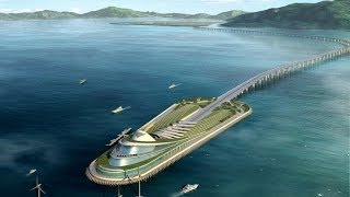 getlinkyoutube.com-Hong Kong -- Zhuhai -- Macao Bridge (HZMB)