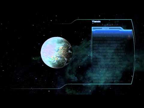 Mass Effect 3 Scanning Guide - Nubian Expanse