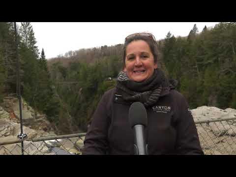 Un bilan positif pour le Canyon Sainte-Anne