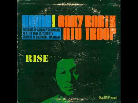 Rise - Gary Bartz