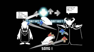 getlinkyoutube.com-[Undertale x Stepmania] Hopes and Dreams
