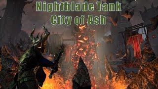 getlinkyoutube.com-Nightblade Tank Veteran City of Ash for The Elder Scrolls Online