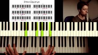 Stay Rihanna Piano Chords