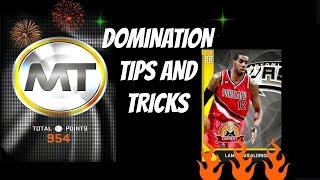 getlinkyoutube.com-NBA2K16 Domination mode Tips and Tricks-NBA2K16 MyTeam Gameplay Tutorial