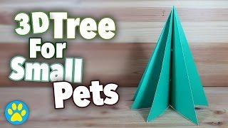 getlinkyoutube.com-DIY Tree For Hamsters