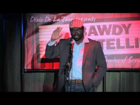 Bawdy Storytelling - William Winters - Strange Bedfellows