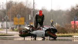 How to brake in the new KTM RC390 | RokON Vlog #16