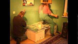 getlinkyoutube.com-Eigenbau eines 750 l Aquariums Teil 1. Construction of a 750 l tank part 1
