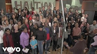 getlinkyoutube.com-Various Artists - We Are The World 25 for Haiti  (Behind the Scenes, Pt. 2)