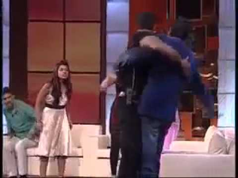 Fight In Raakhi Saawant Show (Full Maa Behen) :-)