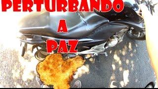 Biel46 - FANZINHA COM MOTOR DE TWISTER - PERTURBANDO A PAZ