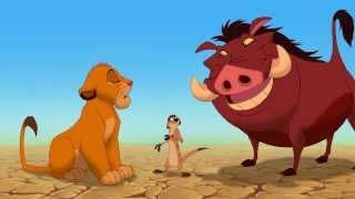 getlinkyoutube.com-Hakuna Matata | The Lion King 1994