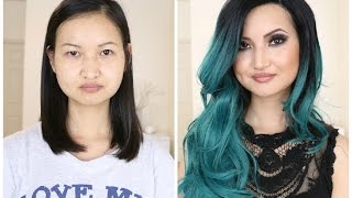 Power of MAKEUP (Cousin Makeover)