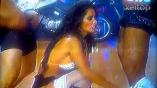 getlinkyoutube.com-Baile HOT y sensual de Denisse Arce - Strip Dance, Baila la noche 2 (Canal Uno-Ecuador)