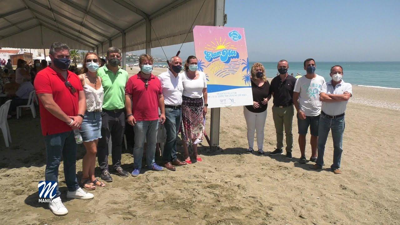 300 mayores de 16 pueblos de la provincia disfrutaron en La Gramola