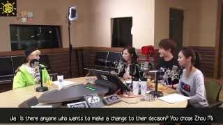 getlinkyoutube.com-[ENG SUB] Idol True Colours with f(x) Amber