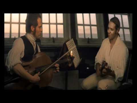 master and commander soundtrack ending relationship