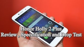getlinkyoutube.com-Honor Holly 2 Plus : Review, drop test and Specification