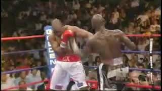 getlinkyoutube.com-Bernard Hopkins Knocks down Antonio Tarver