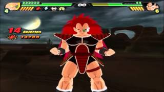 getlinkyoutube.com-raditz pack ssj,ssj4 and ssjgod(dragon ball budokai tenkaichi 3 mods)(download)
