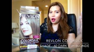 getlinkyoutube.com-REVLON COLORSILK Hair Color