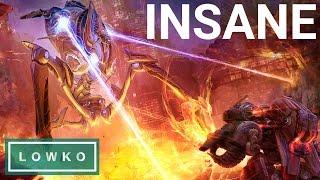 StarCraft 2 Cast: INSANE Base Race!