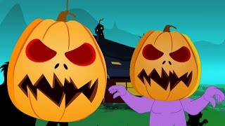getlinkyoutube.com-ジャックOランタン - 英語で歌|子供のためのハロウィンソング|怖い曲|アニメーションパンプキンソング | Jack O Lantern Song | English Halloween Song
