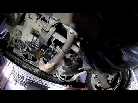 Расположение гидроусилителя руля у Ford Econoline