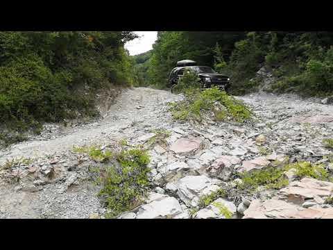 По горным тропам на Тахо 900 Геленджик