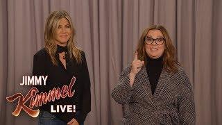 Melissa McCarthy vs. Jennifer Aniston – The Great Gravity Debate