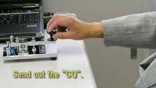 getlinkyoutube.com-How to operate a straight key