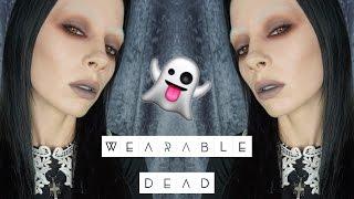 getlinkyoutube.com-Wearable Dead Makeup Tutorial   Perfect Fall/Halloween Look