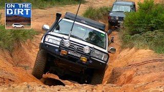 getlinkyoutube.com-Lost City, Lithgow NSW, 4x4 4WD Trip