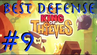 getlinkyoutube.com-King of Thieves [iOS] 9th Home Dungeon Easy, Simple, yet Best Defense