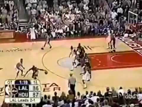 Kobe Bryant Top Ten Best Game Winners and Buzzer Beaters