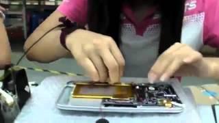 getlinkyoutube.com-Как делают китайские планшеты за 50$ на заводе