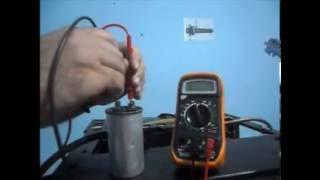 getlinkyoutube.com-Teste de capacitor